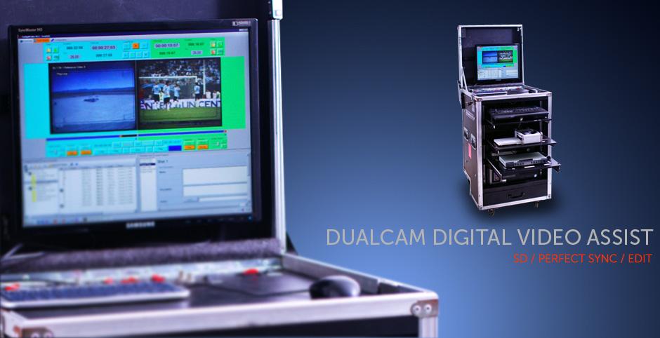 Video Assist Digital DUALCAM SD - CockpitCube - Perfect sync