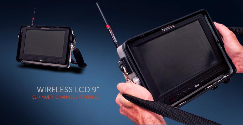 Monitor LCD 9