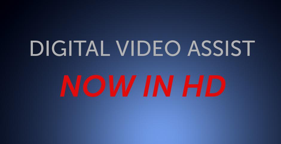 Video Assist Digital y VFX - FULL HD