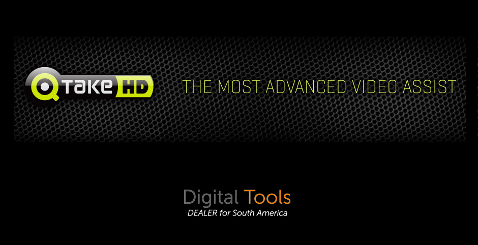 Video Assist Digital y VFX - FULL HD - QtakeHD
